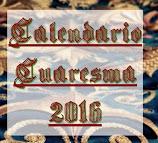 Cuaresma 2016