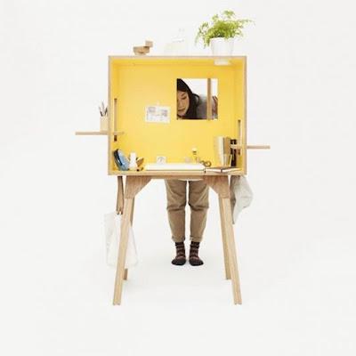 escritorio japonés