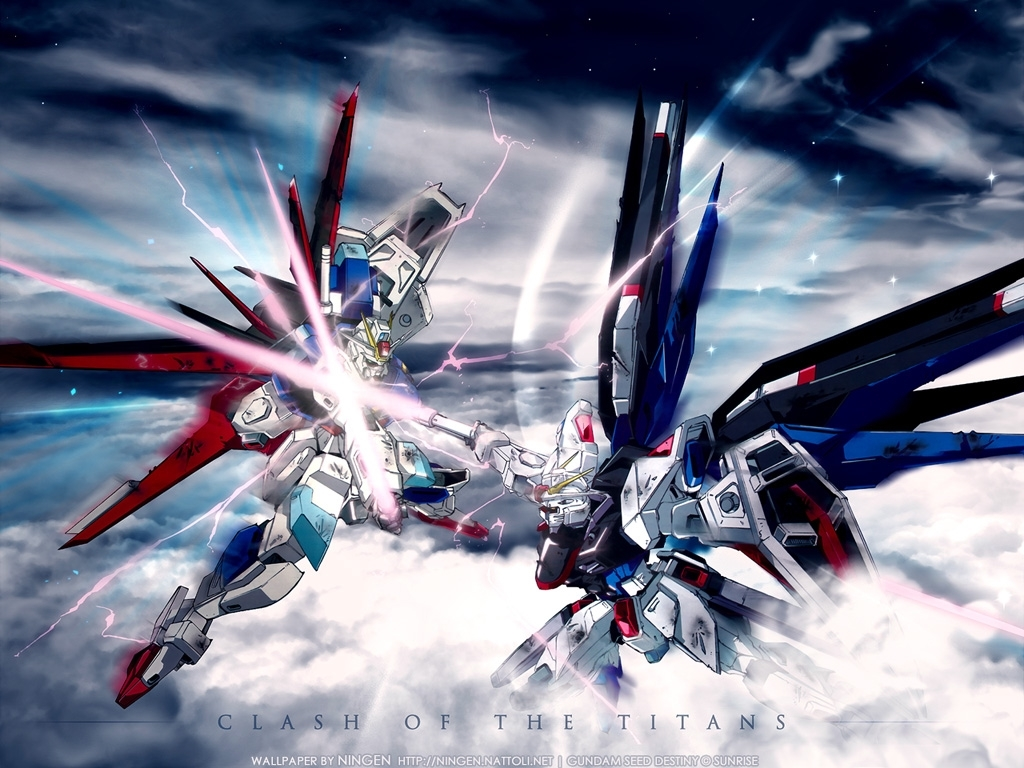 Just Walls: Gundam Wallpaper