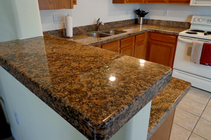 Top kitchen countertop trends for 2014 designs for kitchen for Counter top thickness