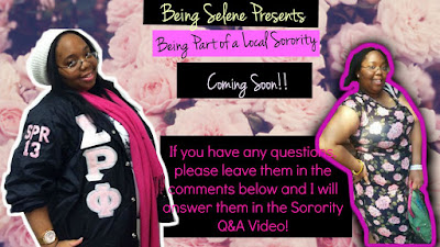 Sorority Q&A Preview|Leave Your Questions Below