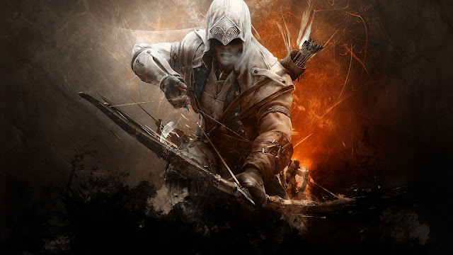 Assassins creed 3 Connor HD Wallpaper