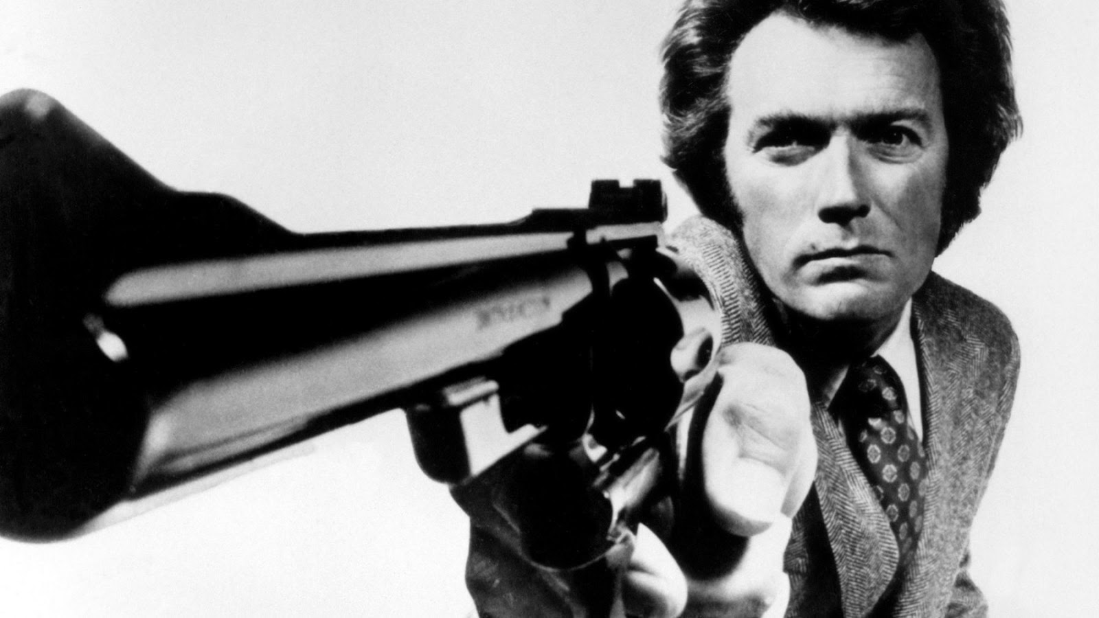 Dirty Harry and his big muthafucking gun!