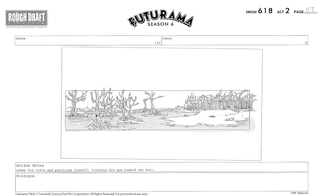 This new Futurama coloring book is surprisingly boring.