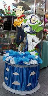 Piñatas de Toy Story para Fiestas Infantiles, parte 1
