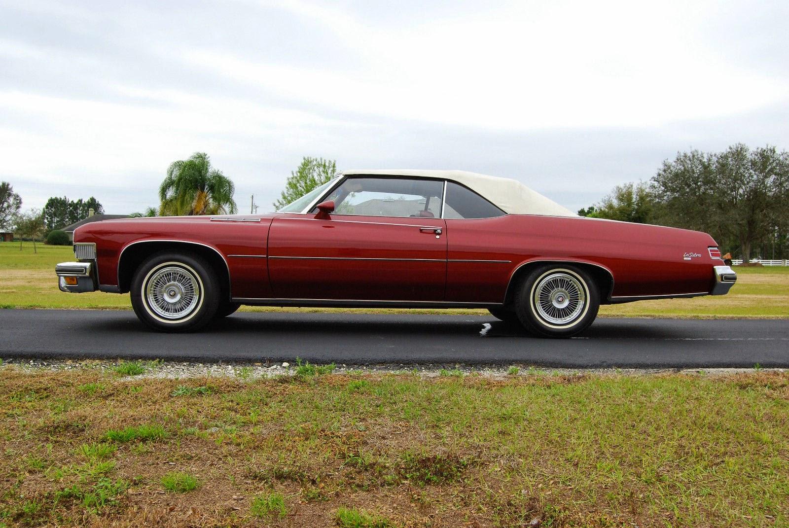 1968 buick electra 225 2 door hardtop front 3 4 81136 - All American Classic Cars 1974 Buick Lesabre Luxus 2door Convertible