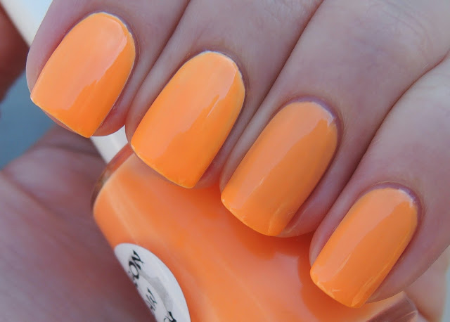 Dragon Claw Polish Passionate Peach