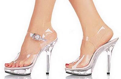 Unplug your High Heels!