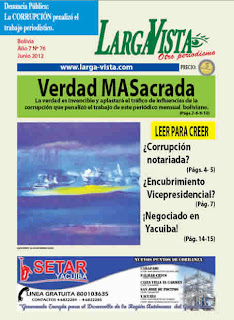 LARGA VISTA Nº 76