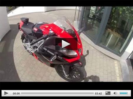 Review Aprilia RS4 125