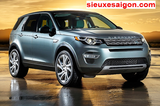 XE 7 CHỖ LAND ROVER DISCOVERY SPORT 5 + 2 NEW MODEL