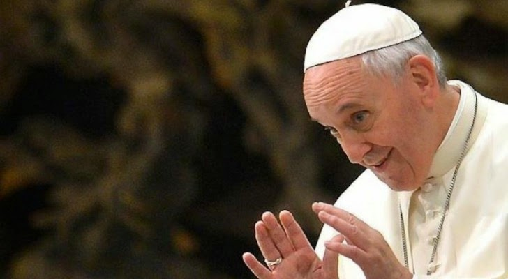 Pope Declares Evolution & Big Bang Theory Are Real & That 'God Isn't A Magician'