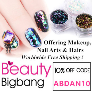 Воспользуйтесь кодом ABDAN10, чтобы получить скидку 10% в магазине Beauty Bigbang