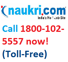 naukri customer care email and care no