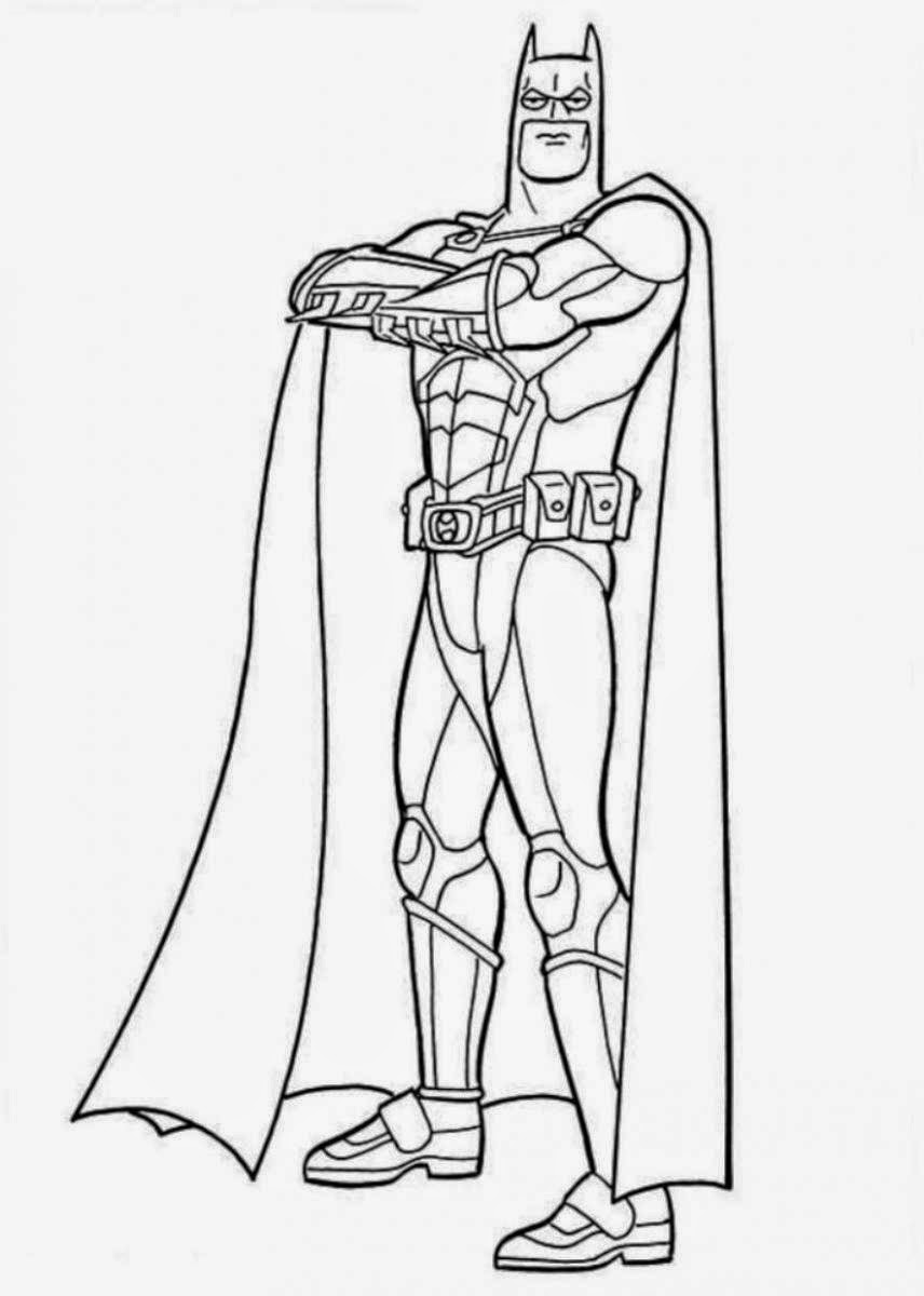 free coloring pages batman full free printable lego batman