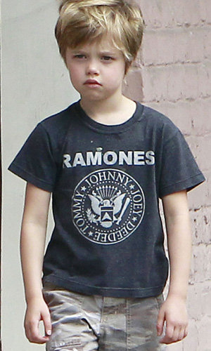 Shiloh Jolie-Pitt Turns 6