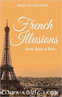 French Village Diaries book review From Tour to Paris French Illusions book two Linda Kovic-Skow
