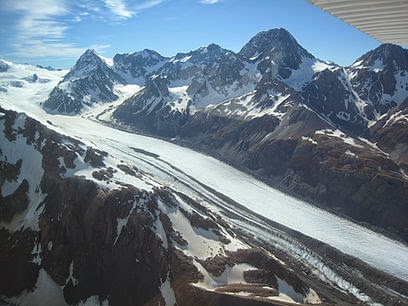 glacier essay