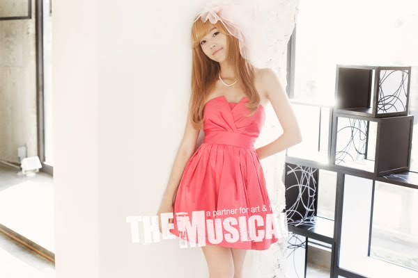 Jessica SNSD Musikal Legally Blonde