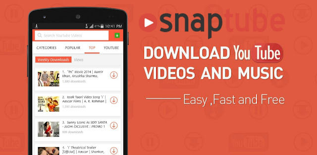 snaptube android apk download
