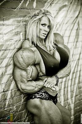 lisa giesbrecht muscle morph