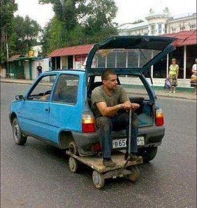 في ميزك شكون لي راه يسوق.؟؟؟؟؟؟