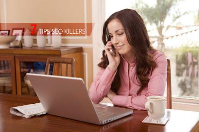 menjadi blogger sejati - inilah 7 Tips SEO Killer