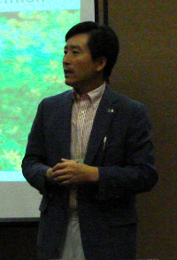 Ki-Byung Lim, at 2013 NALS Convention