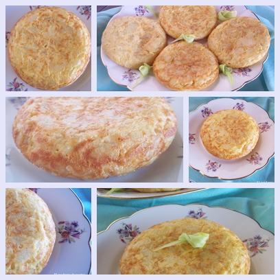 Tortilla De Papas.