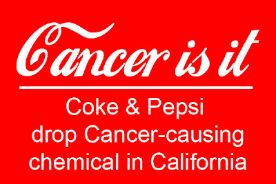 Coke, Pepsi Change Recipe to Avoid Caramel-Color Cancer Warning