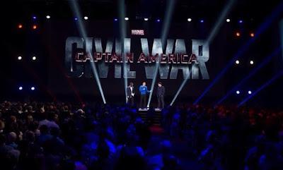 Captain America Civil War Leaked