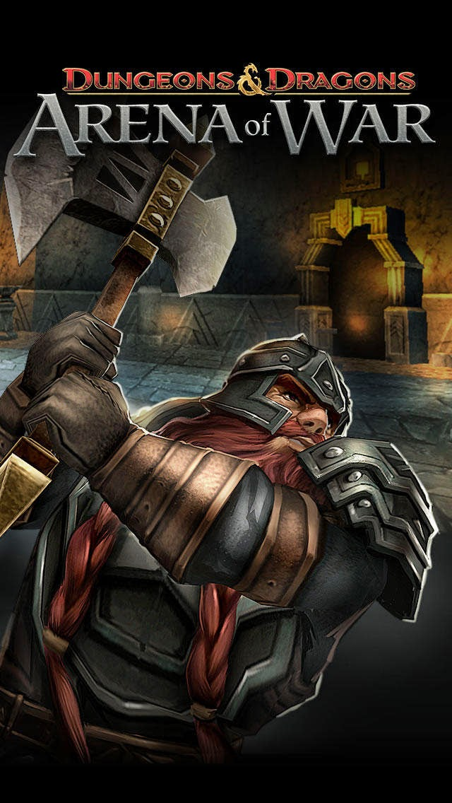 [Game iOS] Download D&D: Arena of War