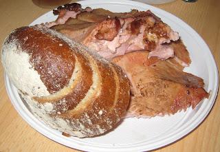Prosciutto Di Praga (filetes De Jamón De Cerdo Asado)