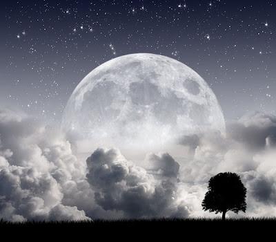 Inilah 8 Misteri Dan Fakta Aneh Yang Menyertai Pembentukan Bulan [ www.BlogApaAja.com ]