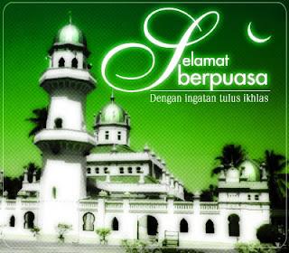 Selamat Menunaikan Ibadah Puasa di Bulan Suci Ramadhan