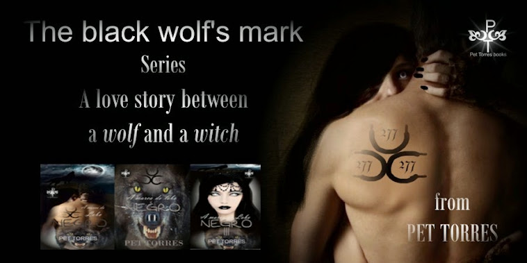 The black wolf's mark Series