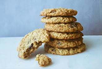 Irresistable Oatmeal Cookies