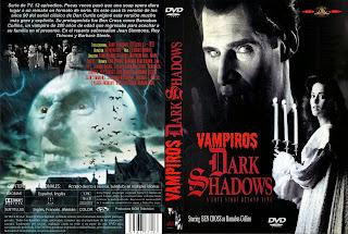 Serie: Vampiros (1991 - Dark Shadows)