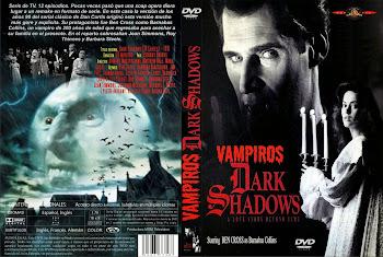 Carátula Dvd de la serie: Vampiros (1991) (Dark Shadows)