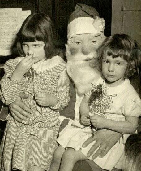 Os piores Papais Noel