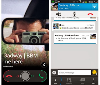 BBM voice, BBM Channels, BBM for Android