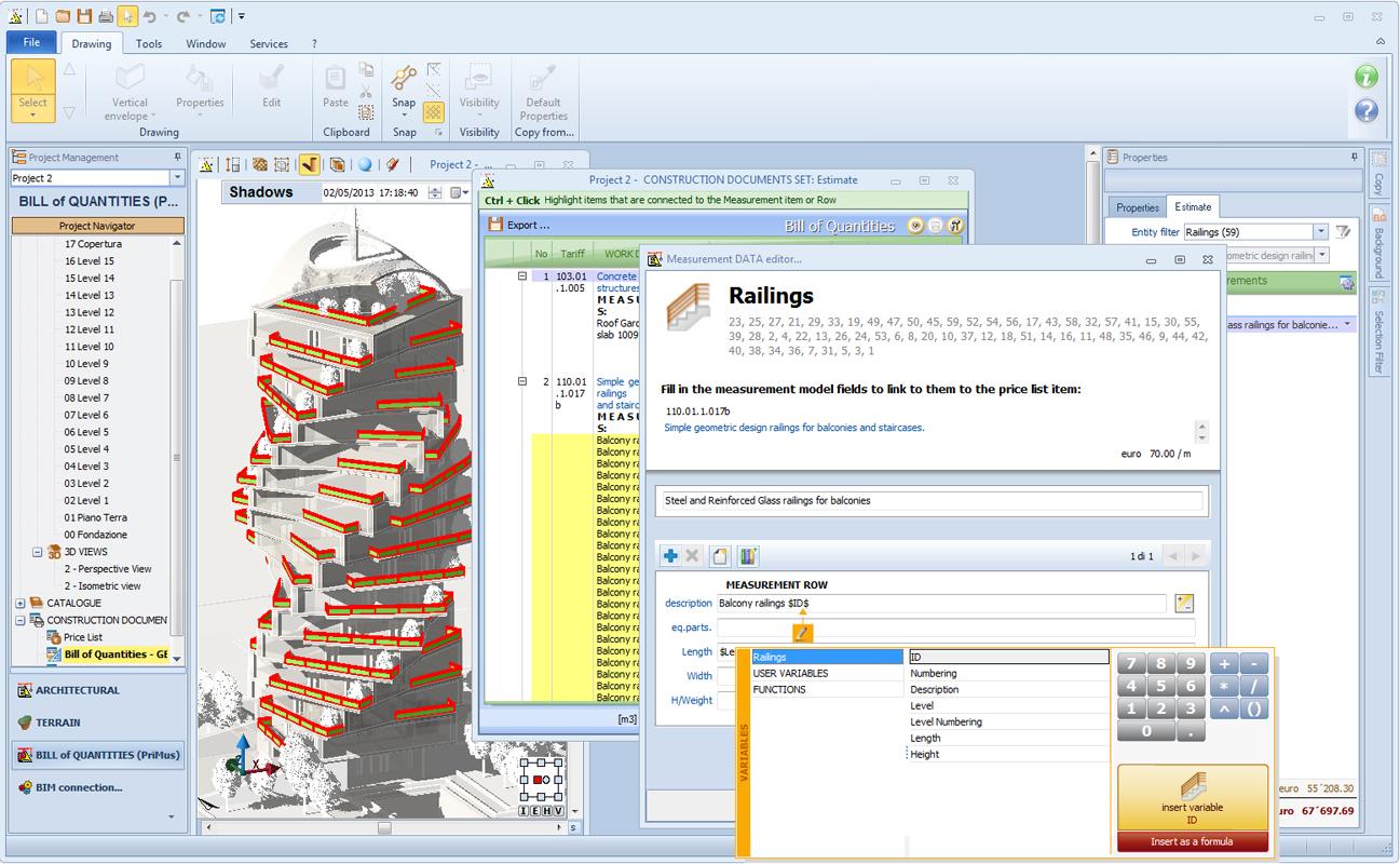 Edificius ACCA Software