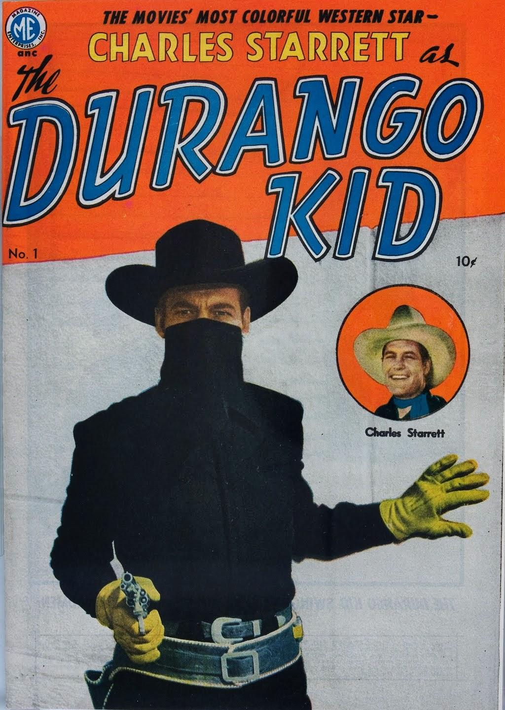 DURANGO KID (CHARLES STARRETT)