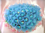 Coklat in Flower Basket B
