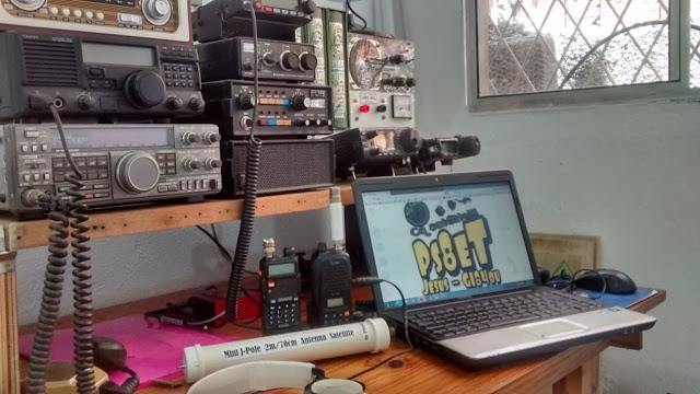 PS8ET Ham Radio...