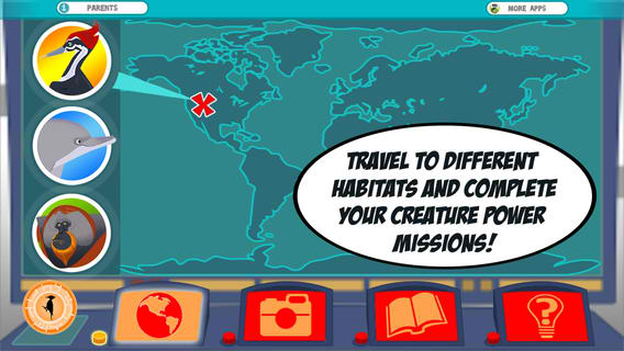 Mommy Maestra: App Review: Wild Kratts Creature Power World Adventure