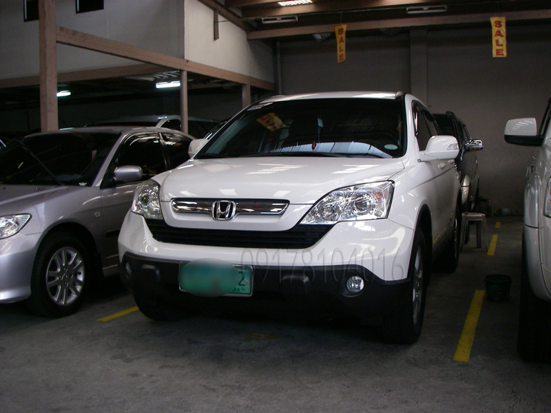 cars for sale in the philippines low mileage 2009 honda cr v. Black Bedroom Furniture Sets. Home Design Ideas