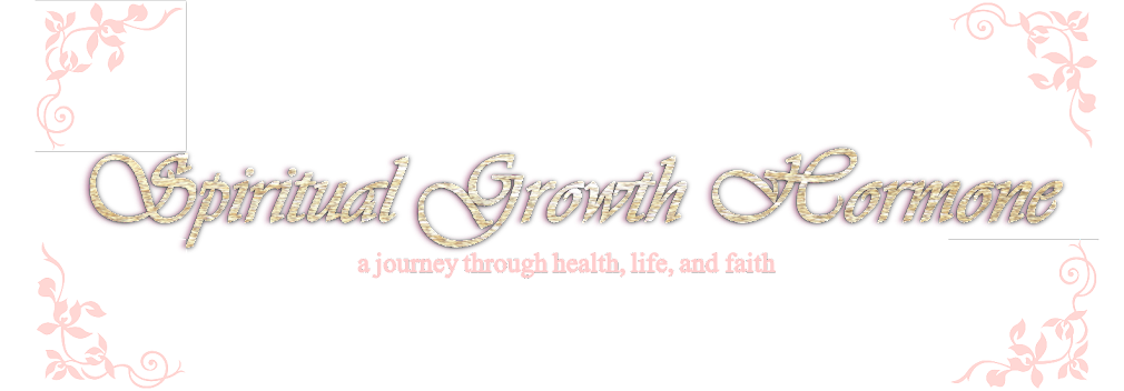 Spiritual Growth Hormone