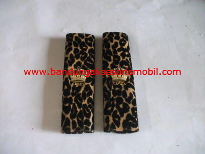 Safety Belt Dad Harimau Gold