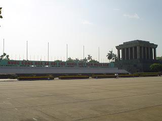 Mausoleo di Ho Chi Minh